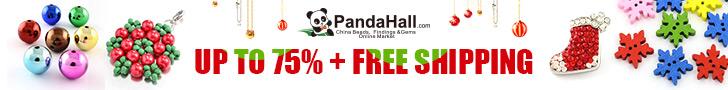 Kupony rabatowe Pandahall.com